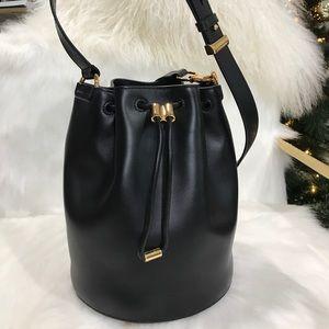 NEW Alexander Wang ✨Alpha Gold Bucket Bag Designer